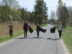 Küla puhtaks