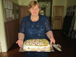 Elvi toob tordi lauda