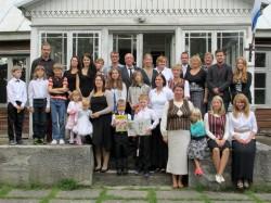 Koolipere ja külalised