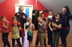 Marek ja lapsed