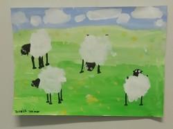Taaniel, lambad