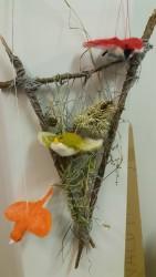 vilditud linnud