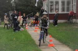 jalgrattaslaalom