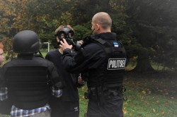 politsei varustus