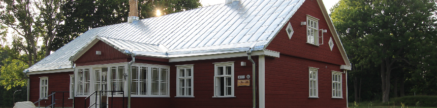 Pilt koolimajast